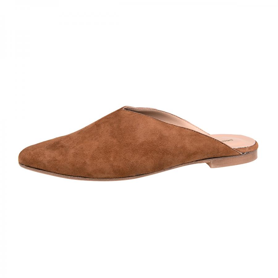 Image of   S19152 - Loafers - Ruskind - Cognac / Brun